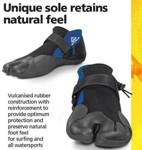 Adrenalin Split Toe Boots