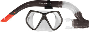Atoll Silitex Mask and Snorkel Set