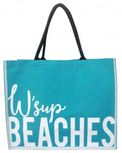 Moana Road Jute Beach Bags