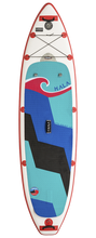 "Load image into Gallery viewer, Hala Carbon Straight Up 10'6"" x 32"" SUP"