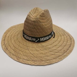 Moana Road Straw Hat