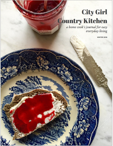 City Girl, Country Kitchen: Winter 2016 {U.S. orders ONLY}