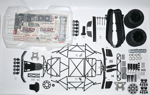 925401X - XS5 to W5 FT Spec Conversion Kit