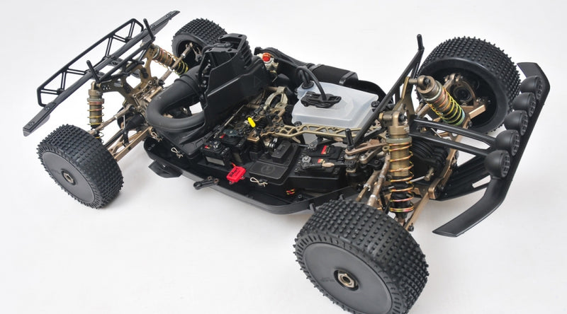 MCD W5 MAX Ultimate Rolling Chassis