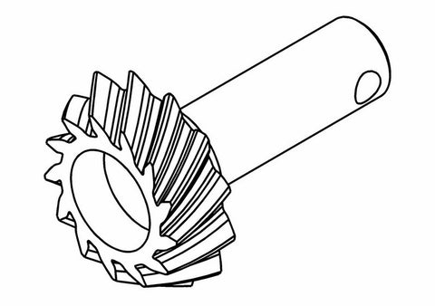 201102S - Front Diff. Pinion Gear Z13-37 (Opt.)