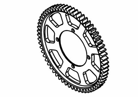 201303S - Center Spur Gear Z62 (Opt.)