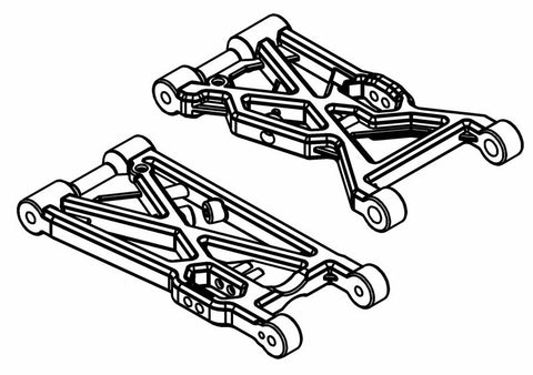300101P - Front/rear Wishbone (1 X Front ,1 X Rear)
