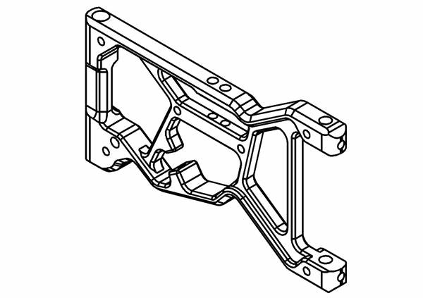 300108A - Front Wishbone Alloy For 599 Wheelbase (opt.)
