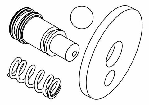 322801X - Ibs C/r Adjustable Shock Absorber Neadle Valve Set