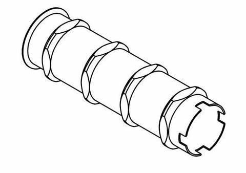 323601A - Ibs C/r Adjustable Shock Absorber Internal Rear Cylinder