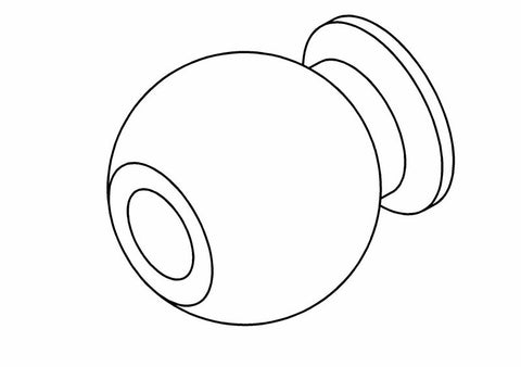 340501S - Steering Joint Ball
