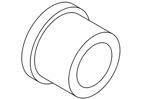 460501S - Gear Mesh Selection Plate Thrust Washer