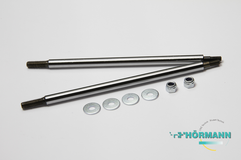 03/570 - Rear Shock Shaft for Big-Bore 5 mm L = 106 mm