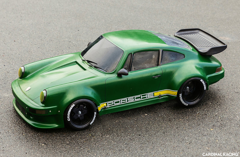 P420 Porsche 930 Turbo Electric Roller (Taking Pre-Orders Now)