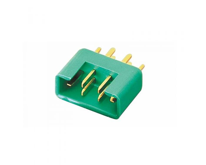 Multiplex MPX connector M6-50, 100 pieces 'Made in Germany'