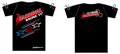 Cardinal Racing Short Sleeve T-Shirt