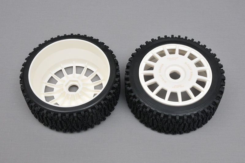 100235X /  100236X - MCD Tyre 160 Mm Dirt-Xross Rally + Wheel