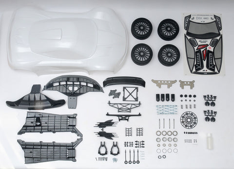 925101X - RR5 to XS5 FT Spec Conversion Kit