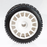 100263X - Tyre 160 mm Astro-Max WH + Wheel