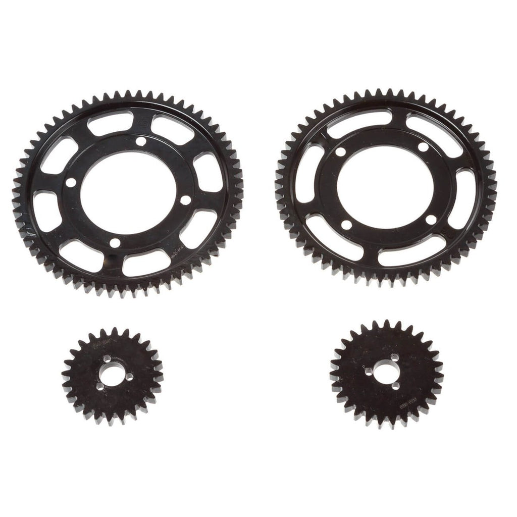 270202X - X-SNAP 2-Speed Gear Set for On-Road / Rally