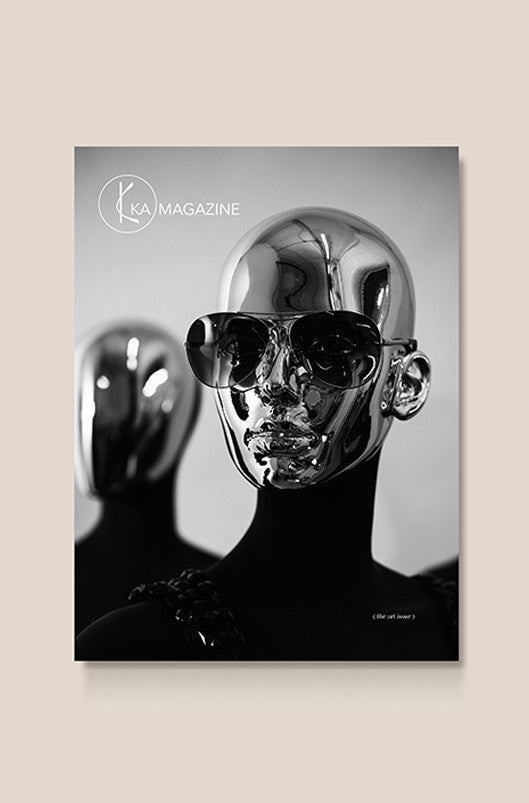 KA MAGAZINE Vol. 7 - The Art Issue