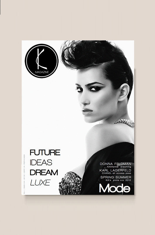 KA Magazine Vol.5 - The Fashion Issue