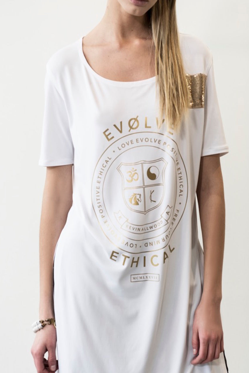 EVOLVE ETHICAL T-SHIRT