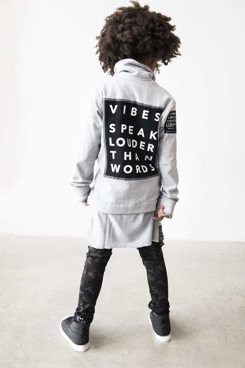 CHILD VIBES SWEATER