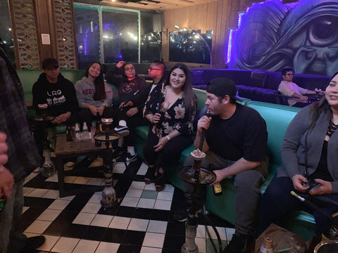 Nara Ultra Lounge Zahrah Party