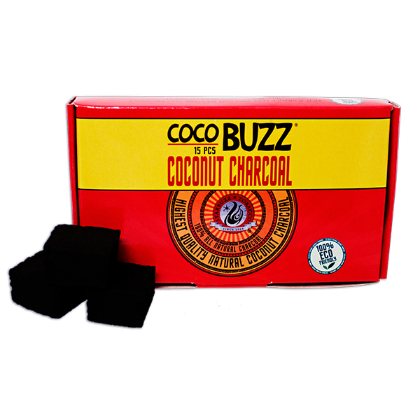 Starbuzz CocoBuzz Coconut Charcoal 15pc