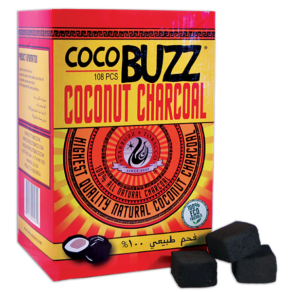 Starbuzz Coconut Charcoal