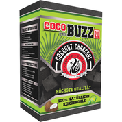 Starbuzz CocoBuzz 2.0 Coconut Charcoal 72pc