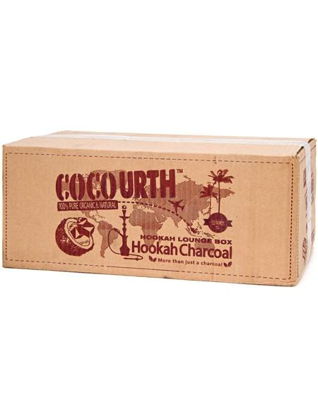 CocoUrth Hookah Coals Lounge Box