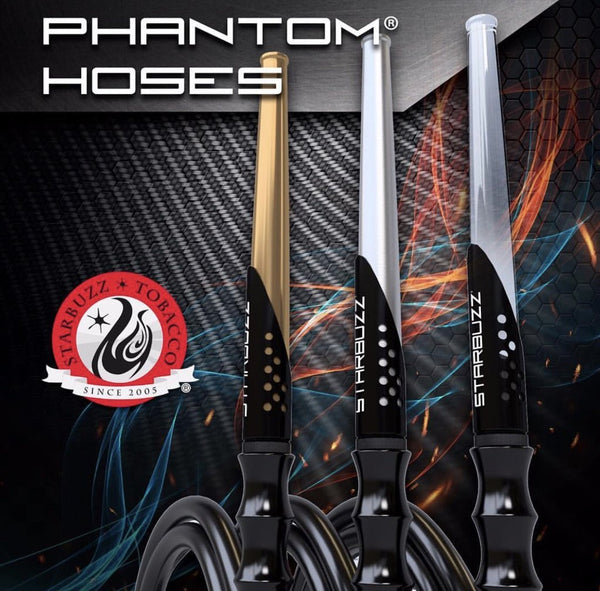 STARBUZZ PHANTOM GLASS TIP HOSE
