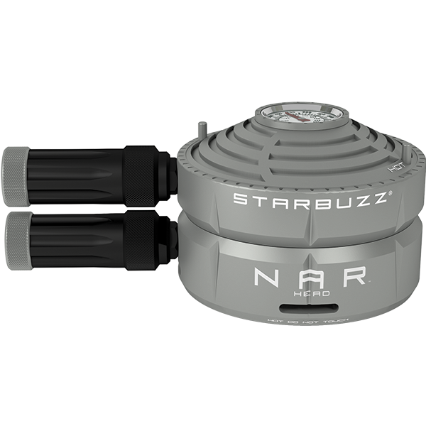 NAR™ Head by Starbuzz® Heat Management System