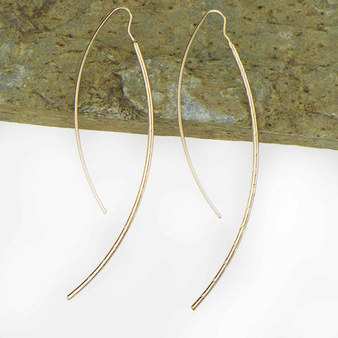 Catla Classic Long Earrings