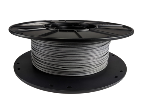 Glass Filled PLA - 500g (1.1lbs) Spool