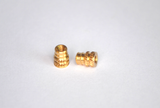 Heat-Set Threaded Inserts (M2.5 Threads)
