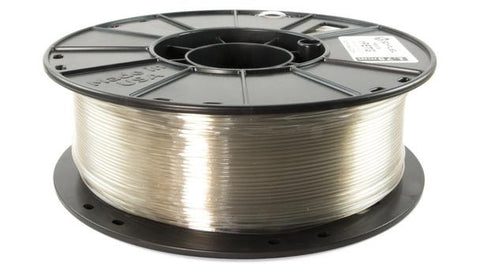 rPETG - 100% Recycled PETG filament- Natural (1kg spool)