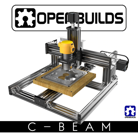 OpenBuilds C-Beam CNC Machine