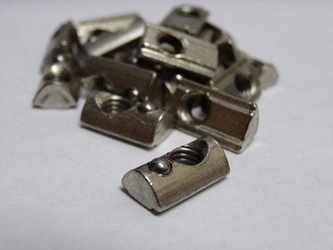 Spring Loaded Tee Nuts - MakerTechStore - 1