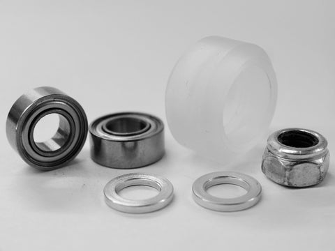 Mini Solid V Wheel™ Kits - MakerTechStore - 1