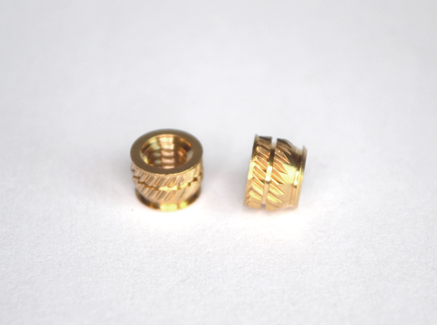 Heat-Set Threaded Inserts (8-32 Threads)
