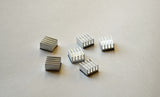 9mm x 9mm Heatsink - MakerTechStore - 3
