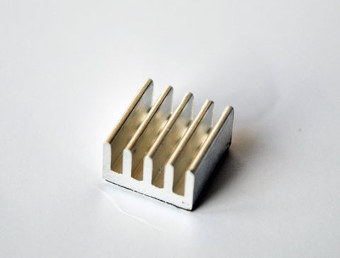 9mm x 9mm Heatsink - MakerTechStore - 1