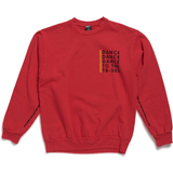 Acid House - Crew Neck - Red