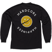 Acid House - Long Sleeve - Black