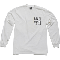Acid House - Long Sleeve - White