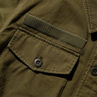 Oppression Military Shirt - Olive