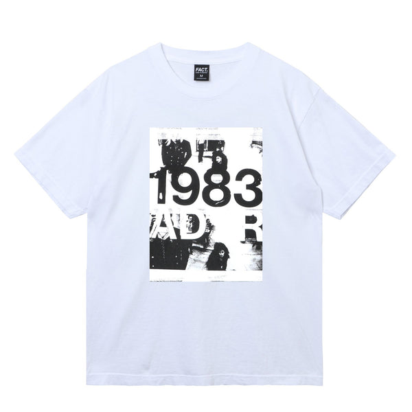 ADSR - Short Sleeve - White